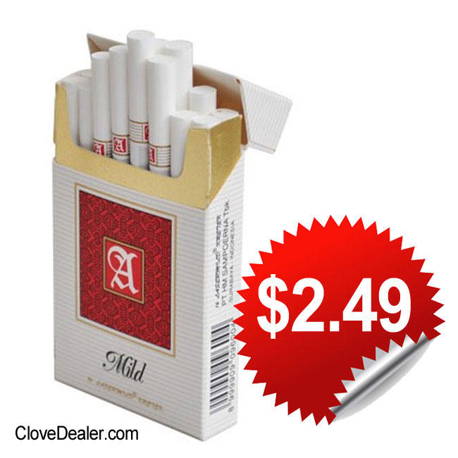 Cheap More menthol lights cigarettes